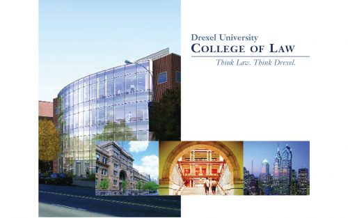 Drexel College of Law cover