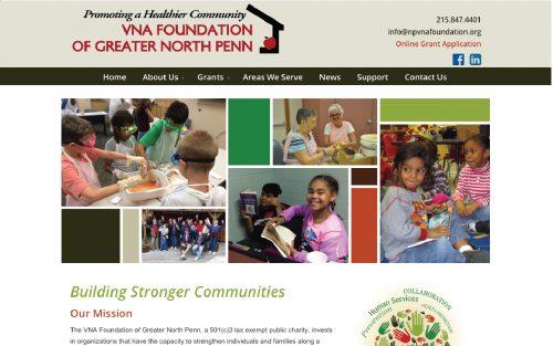 NPVNA website
